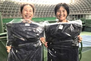 加古川校の鈴木生コーチが第11回兵庫レディーステニストーナメントで優勝!
